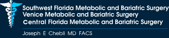 Southwest Florida Metabolic and Bariatric Surgery - Venice Metabolic and Bariatric Surgery - Joseph E Chebli MD FACS